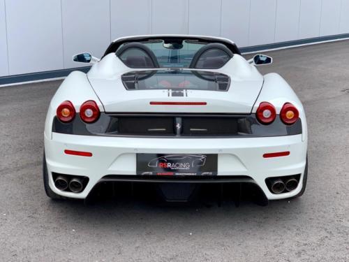 Veredelung Ferrari F430 Spider F1